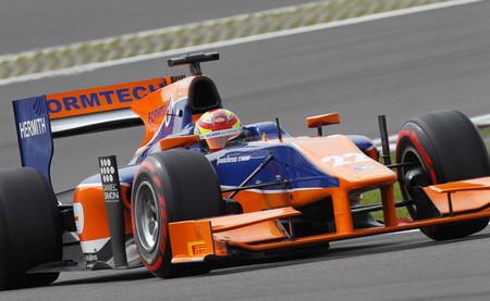 Cambios en la GP2 y GP3: vuelven Robin Frijns y Alexander Sims