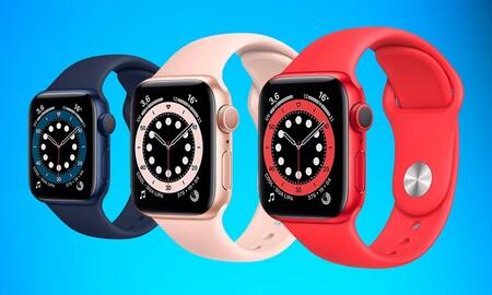 Compra el nuevo Apple Watch Series 6 más barato en Amazon: desde 399 euros con envío rápido antes de Navidad
