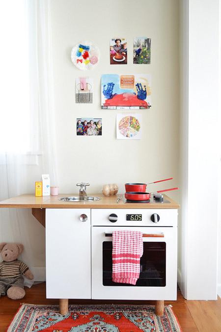 Cocinita madera segunda mano en cocinas para segn el for Milanuncios muebles malaga