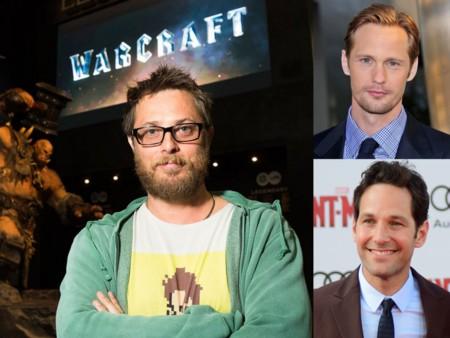 Duncan Jones ya tiene protagonistas para 'Mute': Alexander Skarsgård y Paul Rudd