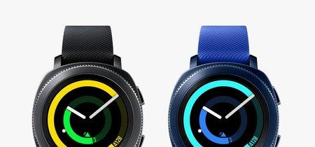 Samsung Gear Sport (SM-R600), con resistencia al agua hasta 50 metros, por 239,99 euros y envío gratis
