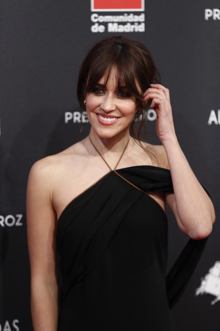 Macarena García se convierte en una de las protagonistas de la alfombra roja de los Premios Feroz 2020
