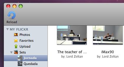 Flickery, navegador de fotos para Leopard que promete