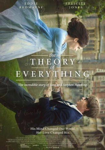 'La teoría del todo', cartel del biopic de Stephen Hawking