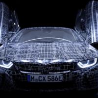 BMW seguirá apostando por los híbridos enchufables en su línea más deportiva: BMW i8 Roadster