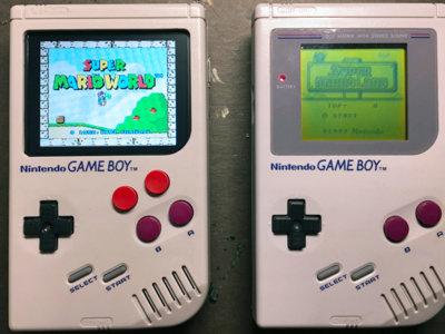 El super emulador retro que une una Game Boy, una Raspberry Pi Zero y un cartucho modificado