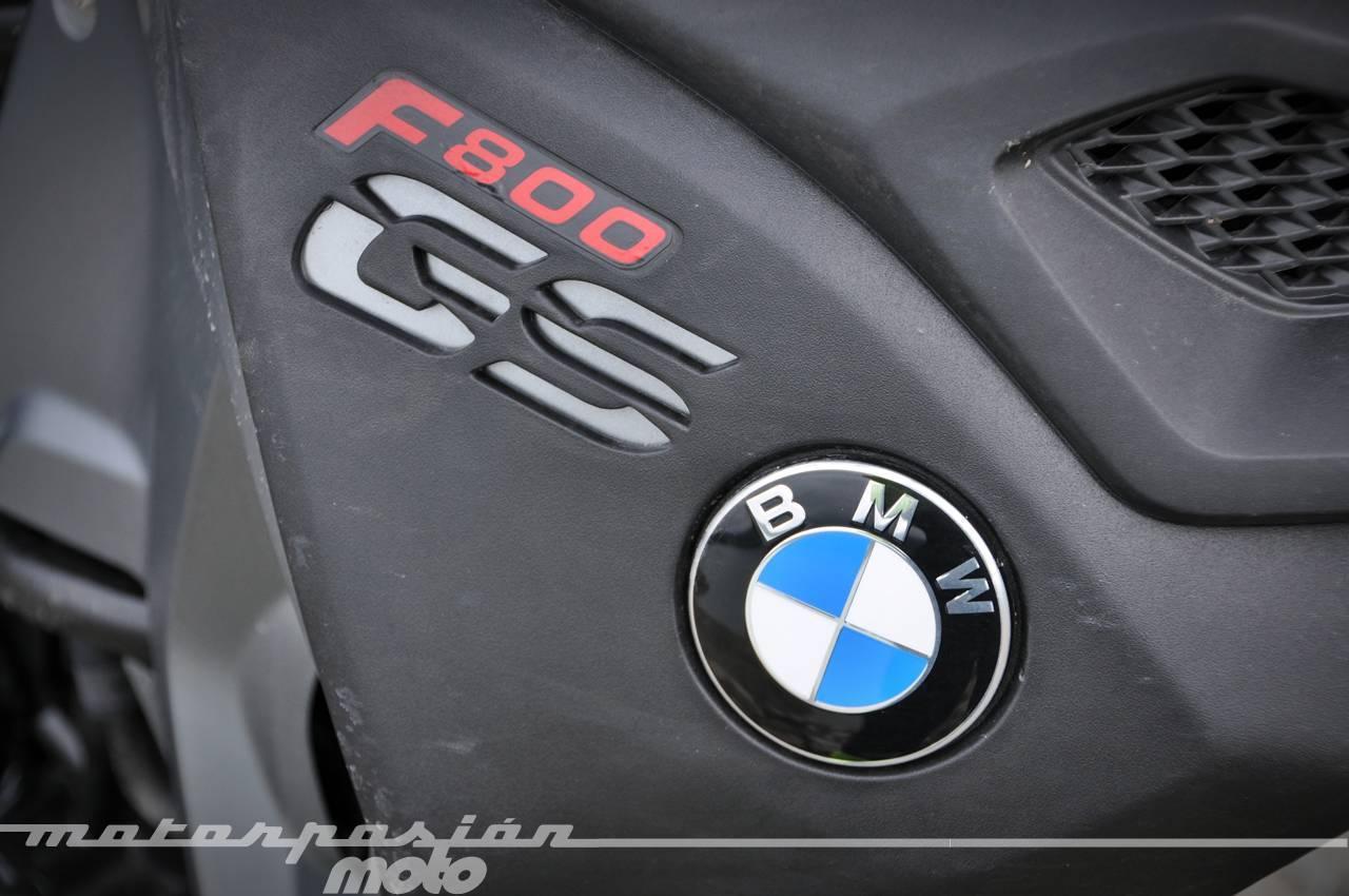 Foto de BMW F800 GS Adventure, prueba (valoración, vídeo, ficha técnica y galería) (28/45)