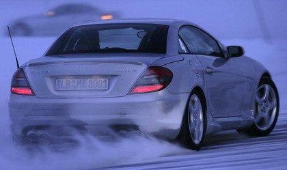 Cursos de conducción AMG Winter Sporting