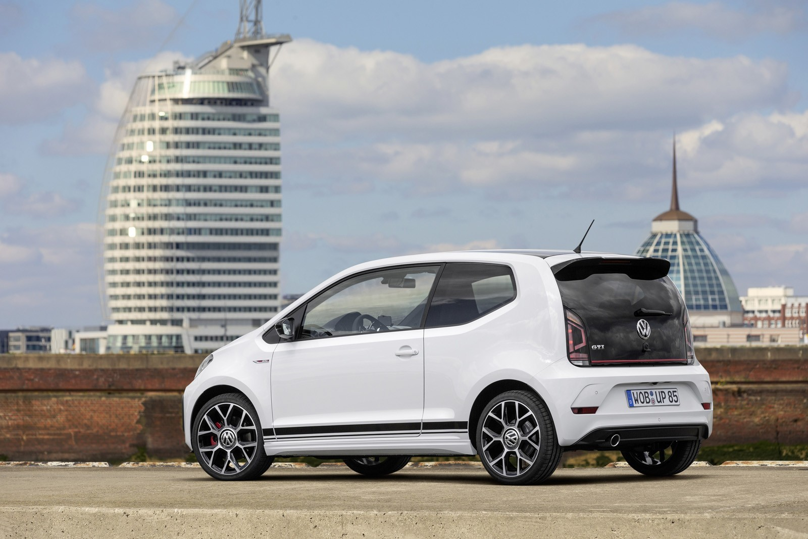 Foto de Volkswagen Up! GTI 2018 (2/8)