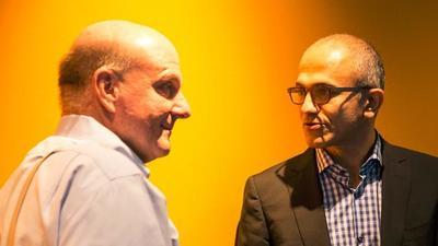 Steve Ballmer deja su asiento en la junta directiva de Microsoft, abandonando todo cargo en la compañía