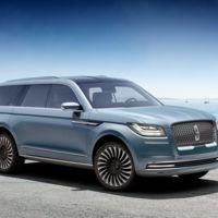 Lincoln Navigator Concept: porque el lujo y las alas de gaviota van de la mano