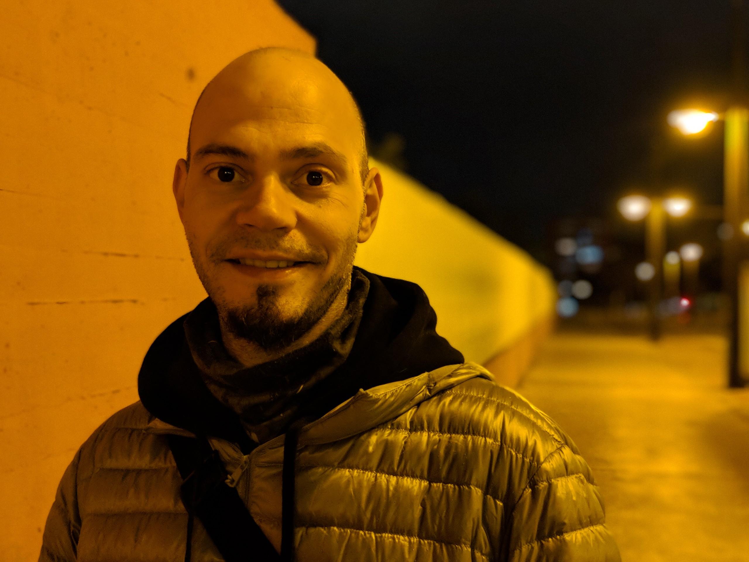 Pixel 2 XL: modo retrato con la cámara trasera