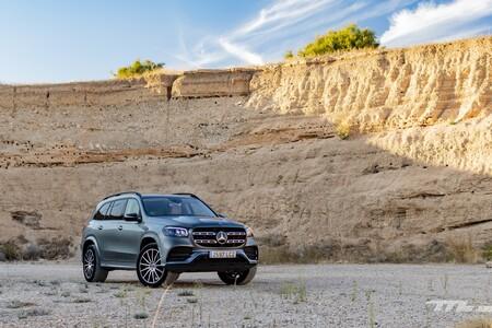 Probamos el Mercedes-Benz GLS 400 d: un inmenso SUV de lujo, diésel y con 330 CV que lo apuesta todo al confort