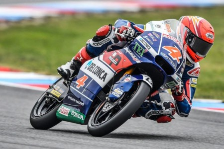 Fabio Digiannantonio Moto3 Gp Republica Checa 2016