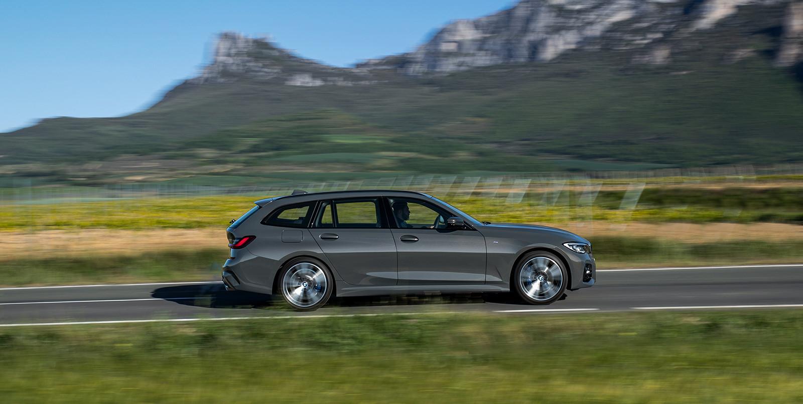 Foto de BMW Serie 3 Touring 2019 (16/17)