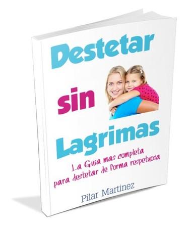 """""""Destetar sin lágrimas"""", un libro para dejar la lactancia sin sufrir"""