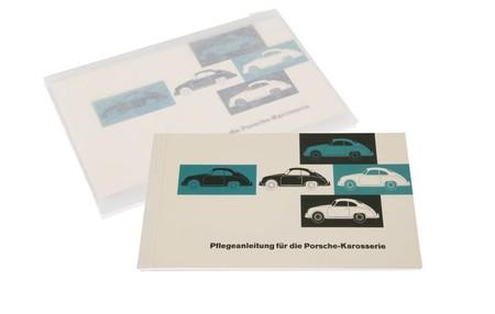 Porsche Coches Clasicos Manuales