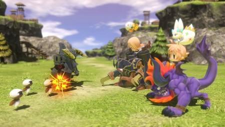 World of Final Fantasy dará el salto a la versión de Steam en noviembre
