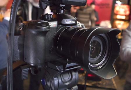 Panasonic presenta una actualización de firmware para las Lumix GH5, GH5S y G9, sus cámaras más potentes