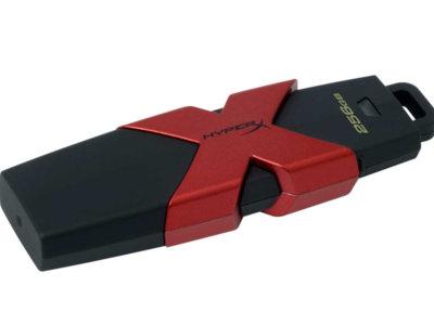 HyperX Savage es la nueva línea de memorias USB 3.0 de alto desempeño de Kingston
