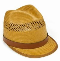 Gorras de rafia Le Tom para la Primavera-Verano 2011