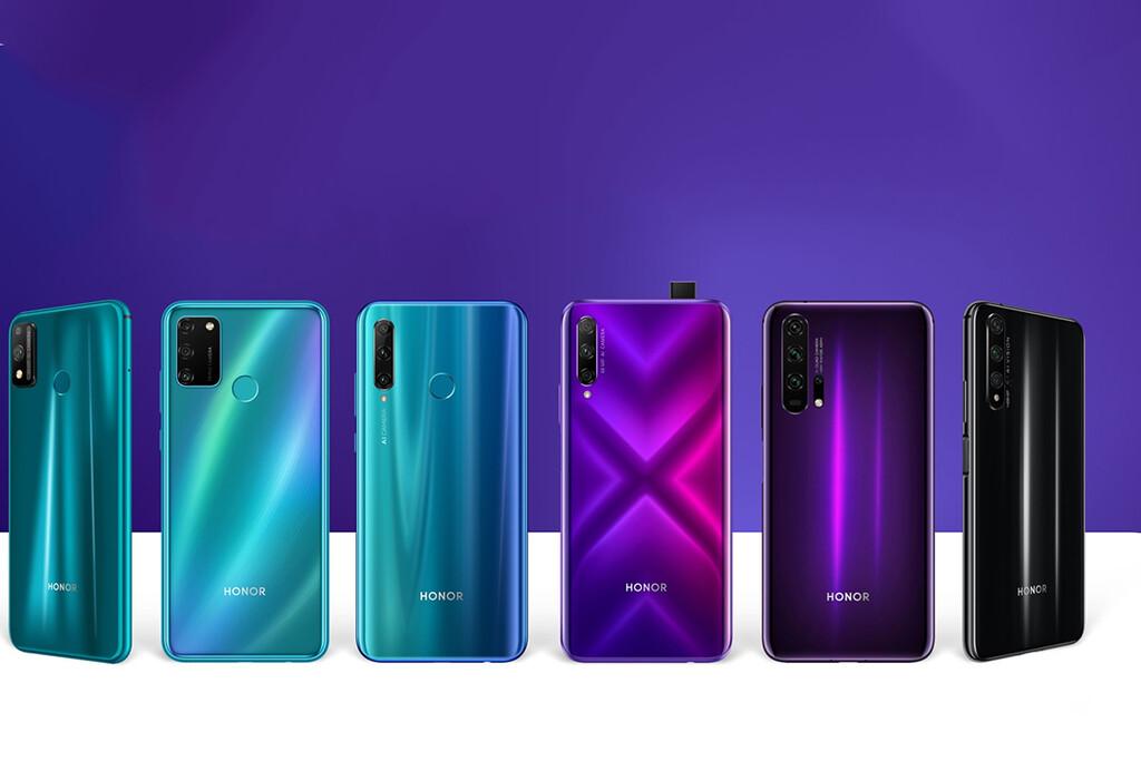 Honor lanzará celulares con los servicios de Google™ en el segundo trimestre del año, según un medio ruso