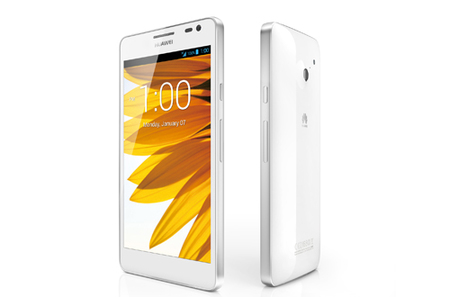 Huawei Ascend D2, sigue la moda de las 5 pulgadas Full HD.
