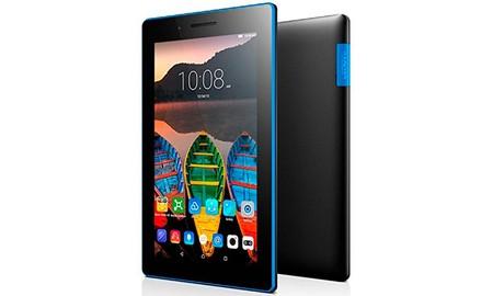 Regalar una tableta por San Valentín sólo te costará 69 euros con la Lenovo Tab 3 710F en Mediamarkt