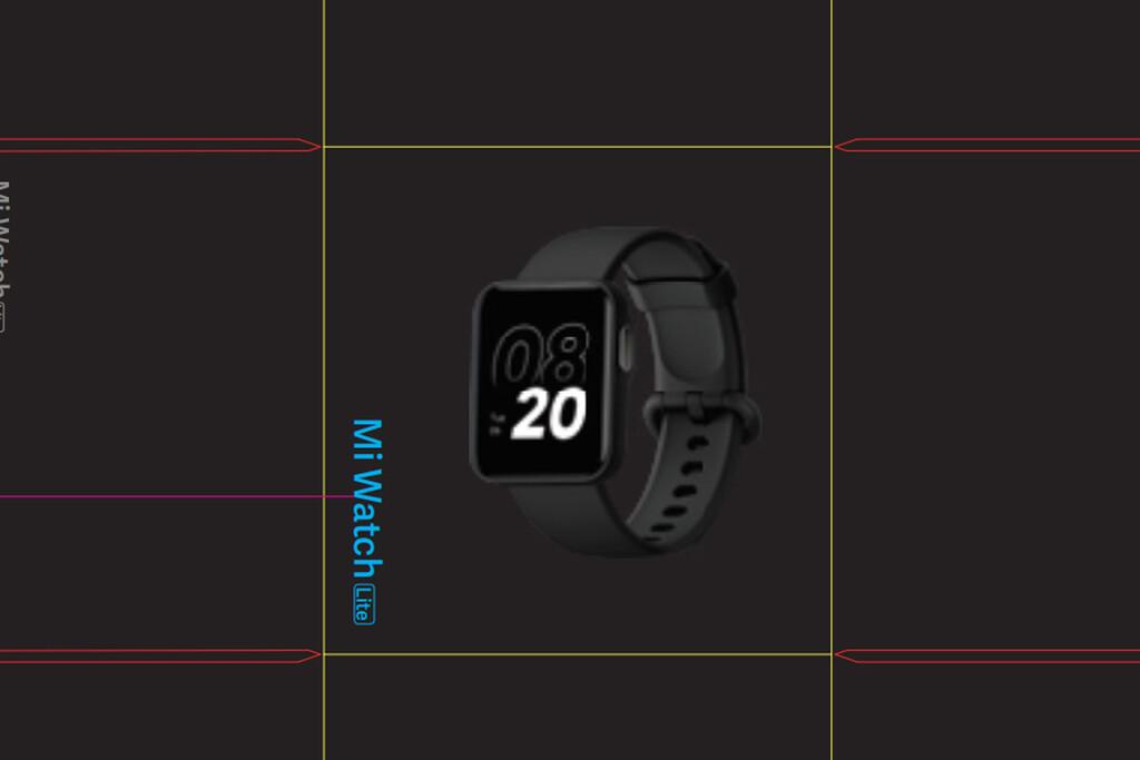 El Xiaomi™ Mi Watch Lite pasa por la FCC, mostrando su apariencia y algunas especificaciones