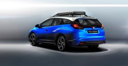 Honda Civic Tourer Active Life Concept 3