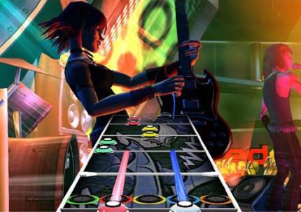 Guitar Hero ¿también en Wii?