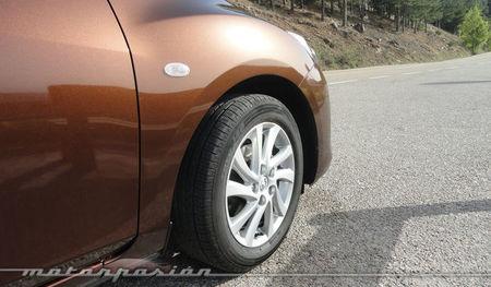 Mazda3 1.6 CRTD 115 cv, llantas aluminio