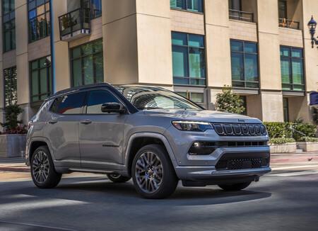 El Jeep Compass 2022 se estrena en América: pocos cambios por fuera y un interior radicalmente nuevo