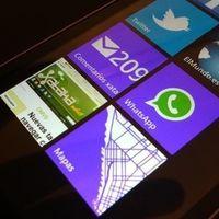 WhatsApp para Windows Phone 8 no permitirá crear ni verificar cuentas a partir del 31 de diciembre de 2017
