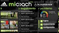 miCoach train & run, el entrenador personal de Adidas en tu Windows Phone. La aplicación de la semana