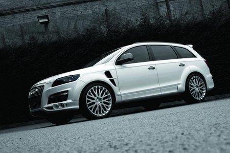 Project Kahn pone a punto el Audi Q7