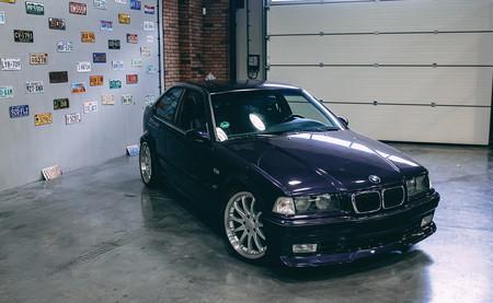 Sólo hay dos BMW Serie 3 Compact con motor 4.7 V8 de 350 CV obra de la desaparecida Hartge, y uno sale a subasta