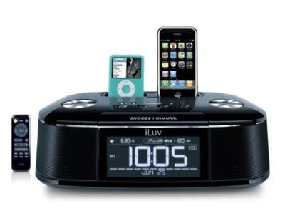 iLuv iMM173, carga tu iPod y tu iPhone a la vez