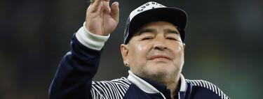Muere Maradona a los 60 años por un paro cardíaco