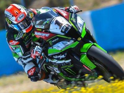 Los equipos de Superbikes se ponen las pilas entrenando en Misano