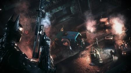 Este gameplay de Batman: Arkham Knight corriendo en PS4 nos muestra el combate dual, el Batimóvil y más