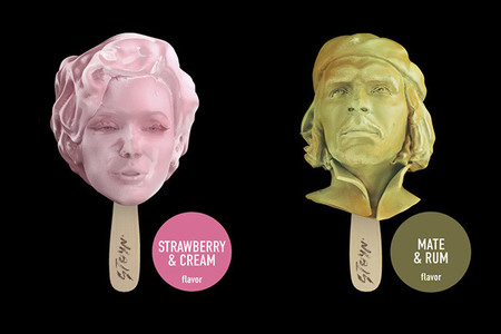 Stoyn Ice Cream, los helados de famosos