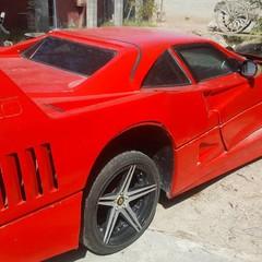 Foto 9 de 13 de la galería nissan-sentra-convertido-en-replica-de-ferrari-f40 en Motorpasión México