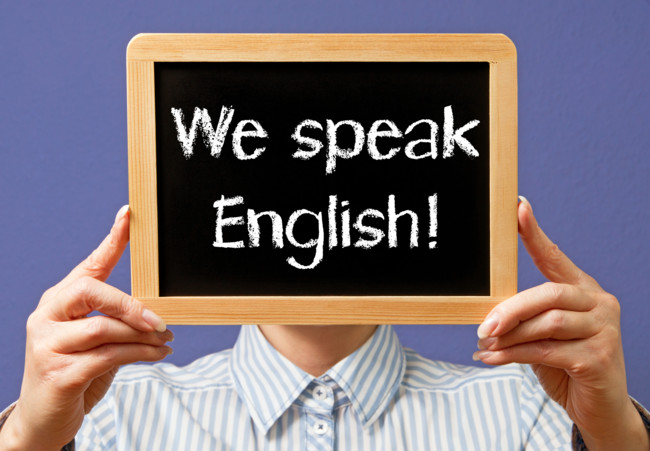 Sign With We Speak English