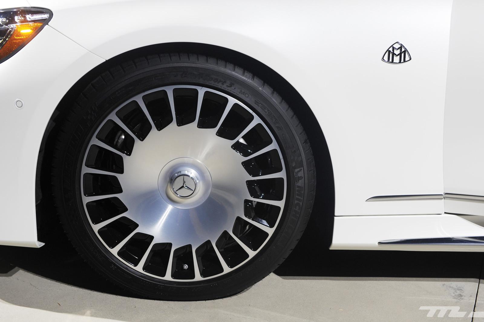 Foto de Mercedes-Maybach S 650 Cabrio (12/37)