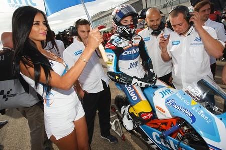 MotoGP Malasia 2013: Maverick Viñales también sale de Sepang con un punto de sanción
