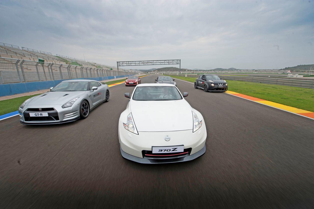 Foto de Gama deportiva Nissan (32/50)