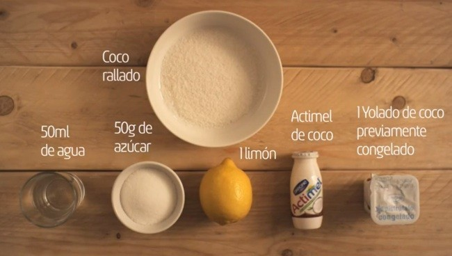 ingredientes actimel on the rocks
