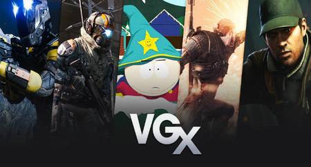 VGX: Ésta es la lista de títulos nominados para el evento de este año