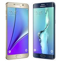 Así son los nuevos Samsung Galaxy Note 5 y S6 Edge+